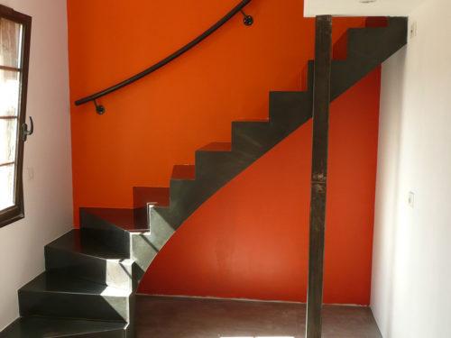 Fabricant escalier métallique professionnels et particuliers - Métal-s